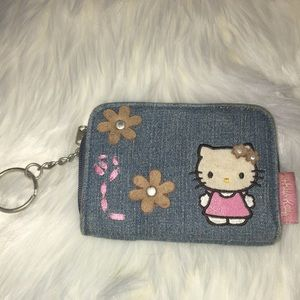 4 for $25🌟Hello Kitty vintage wallet